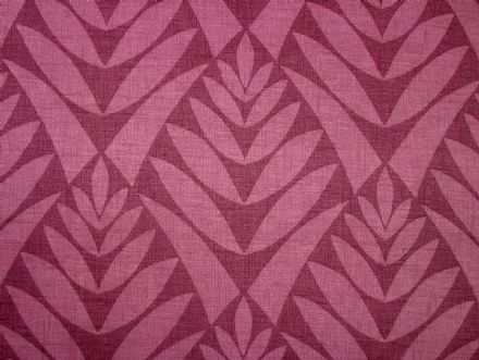 Exclusive Ashley Wilde Jorani Plum Curtain /Upholstery /Soft Furnishing Fabric